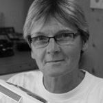 Angela Decker, Portrait, Haarschmeichler