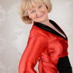 Portrait Ange Zaiser, Sängerin / Songwriterin