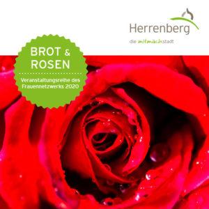 Brot und Rosenzeit 2020 Herrenberg