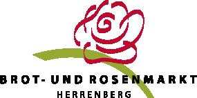 Logo Brot- und Rosenmarkt Herrenberg